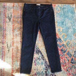 Madewell Jeans High rise skinny